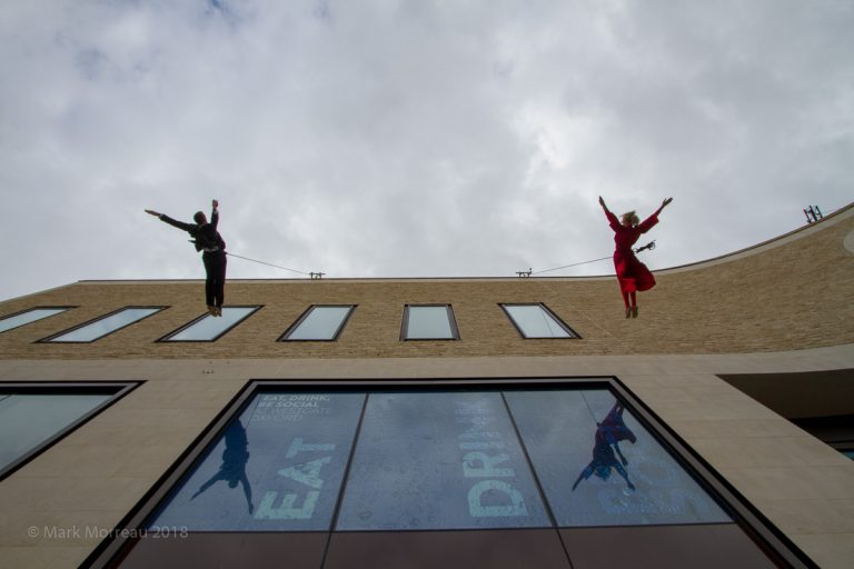 Vertical Dance, Vertical Dance Forum, Fidget Feet, Limerick
