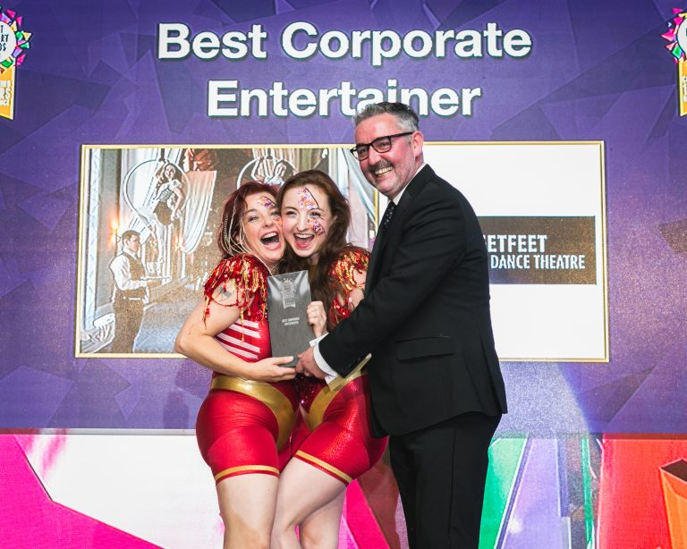 Fidget Feet, Event Industry Awards, Best Corporate Entertainers